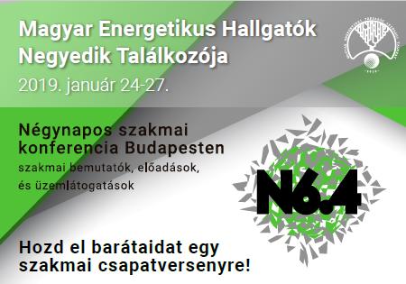 Magyar Energetikus Hallgatók Negyedik Találkozója